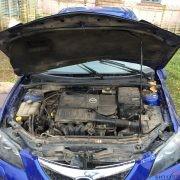 Mazda 3 2007 года