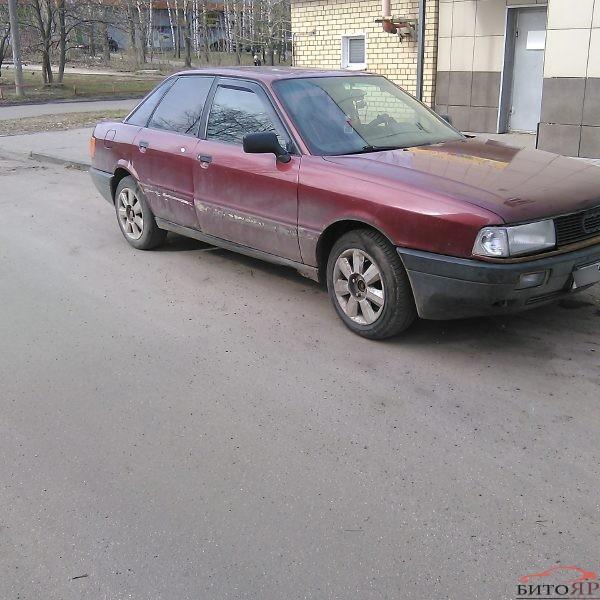 ауди 80 Ярославль